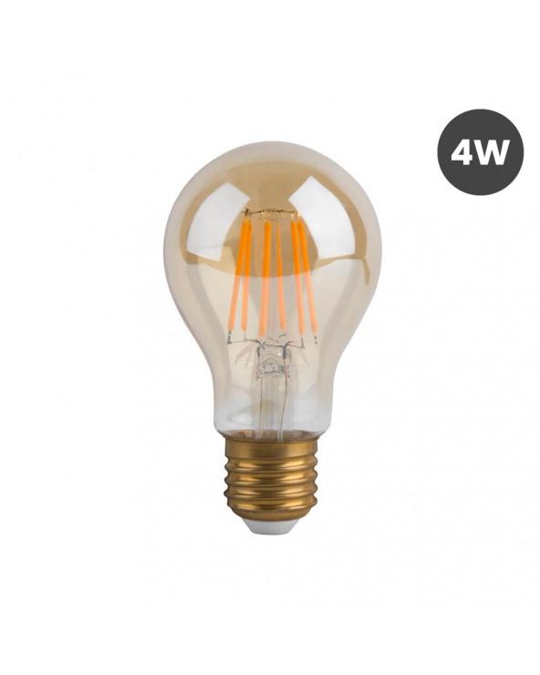 Bombilla LED Filamento 4W...
