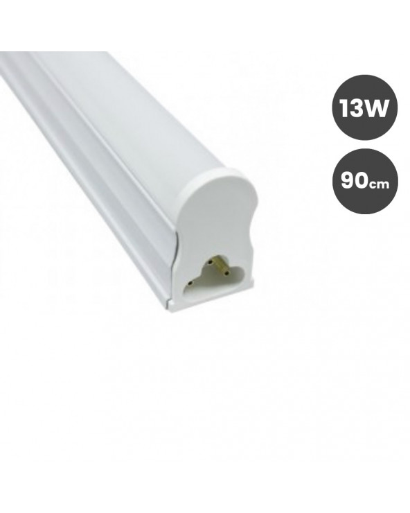 Regleta T5 LED13W 90CM...